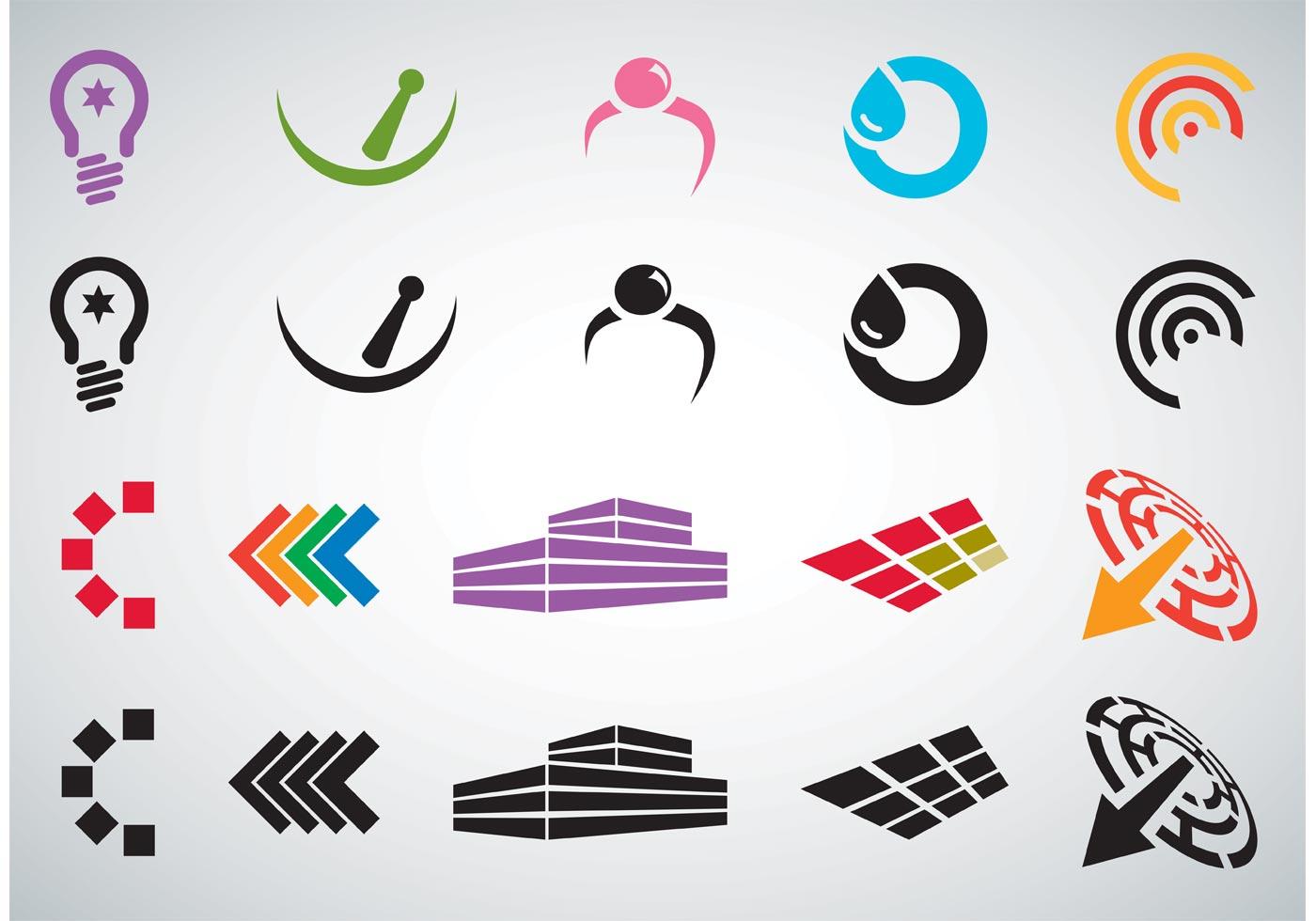 выбором примеры картинок логотипов простоват, конечно
