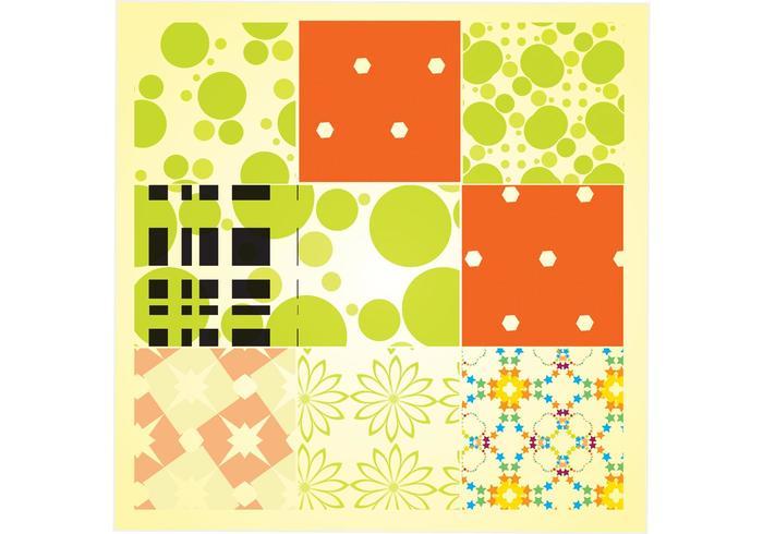 Pattern samples kostenlose vektor kunst archiv grafiken for Minimal art zusammenfassung
