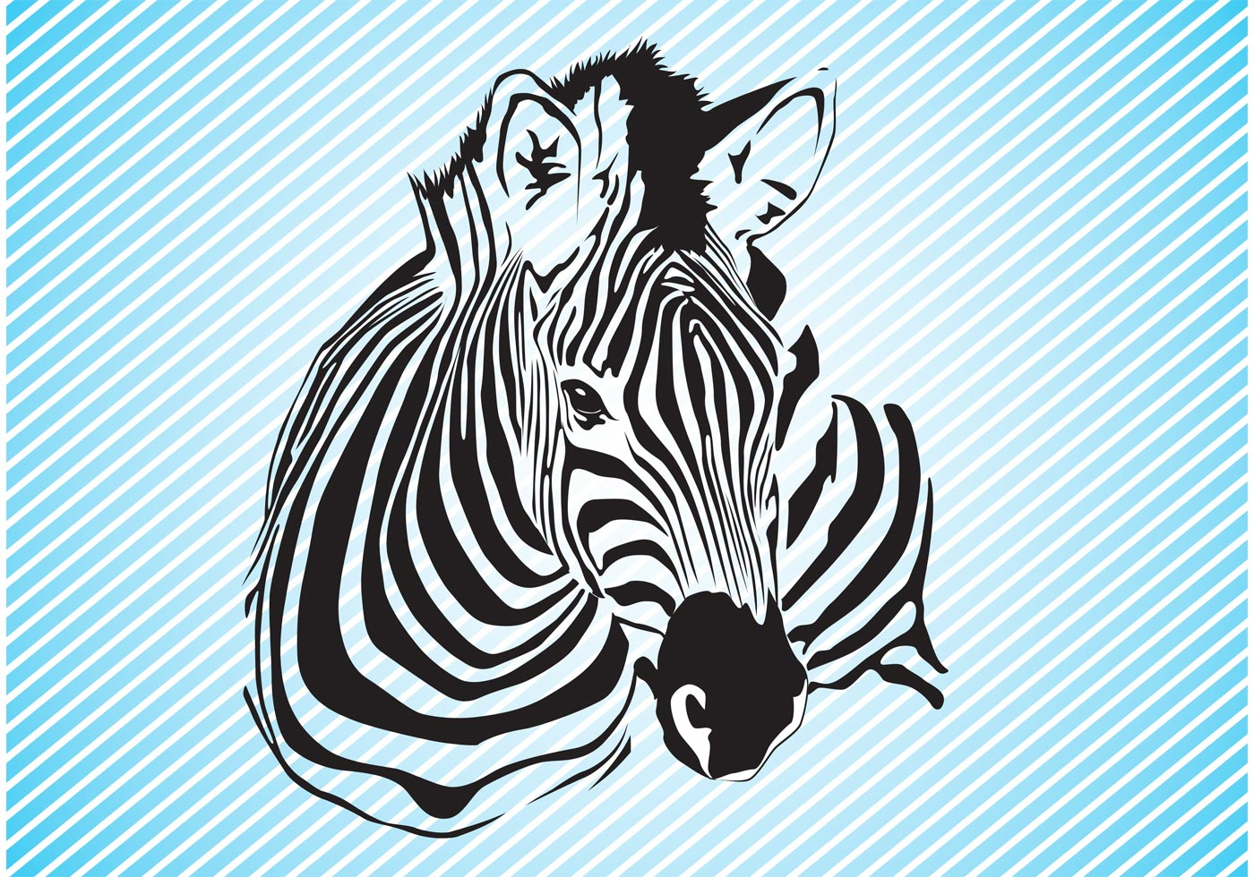 Zebra Graphics Download Free Vector Art Stock Graphics
