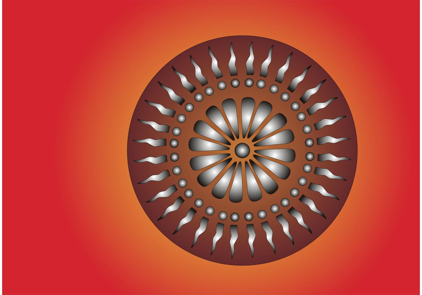 Mandala Vector Download Free Vector Art Stock Graphics