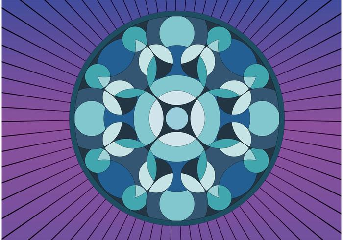 Kaleidoscope Vector