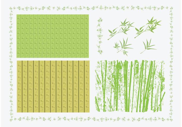 Bamboo Vectors