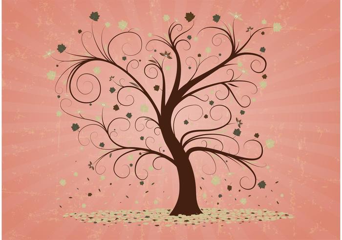 Autumn Tree Design