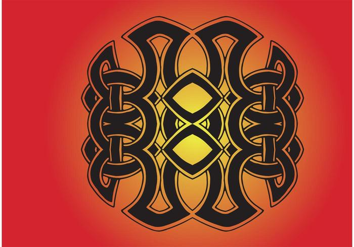 Celtic Tattoo Vector