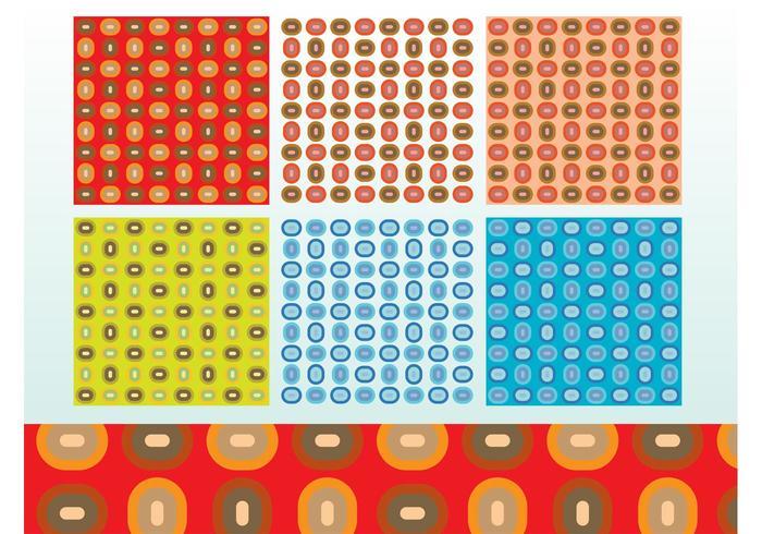 Retro Dots Patterns