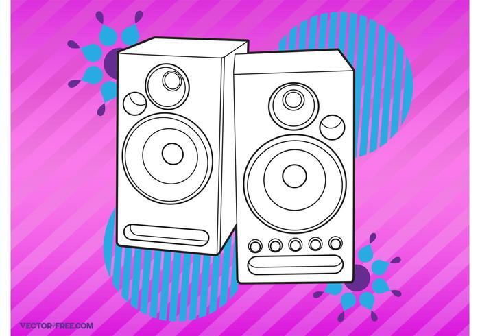 Loudspeaker Vectors