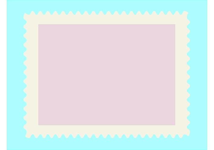 Stamp Background