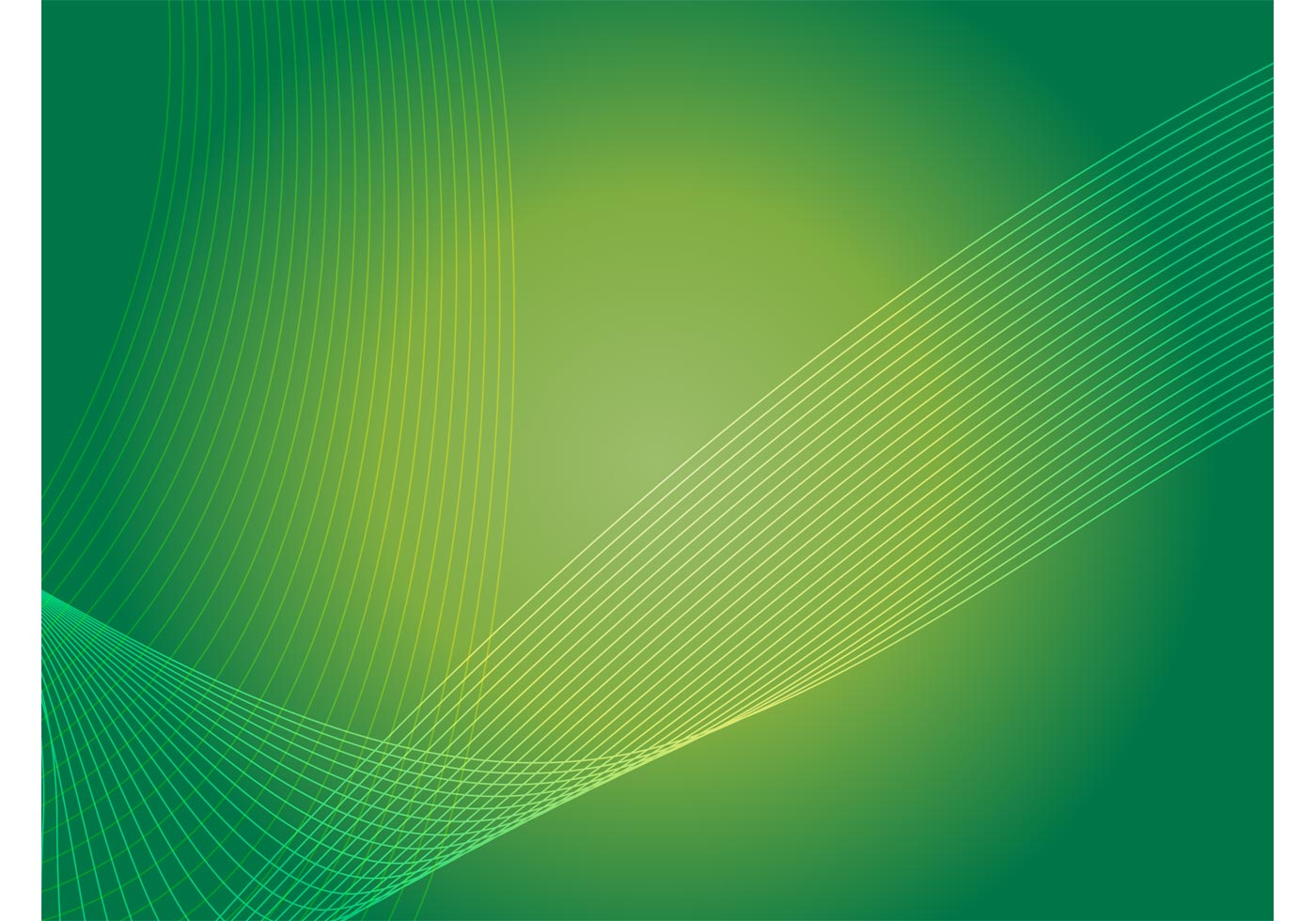 Glowing Pink And Green Curves Wallpaper 2843 Green
