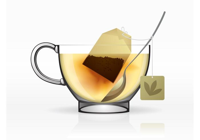 Brewing Tea Cup