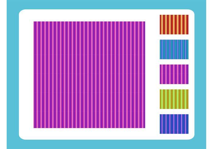 Vertical Stripe Patterns