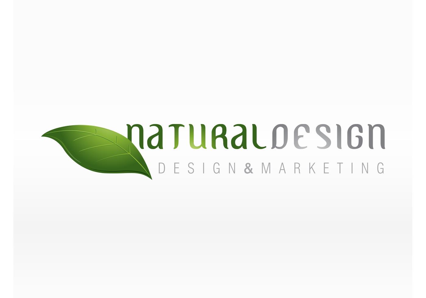 natural leaf logo download free vector art stock