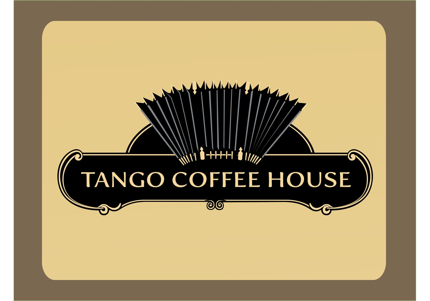 Coffee House Logo - Download Free Vector Art, Stock Graphics & Images