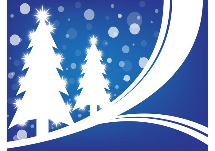 Blue Christmas Design