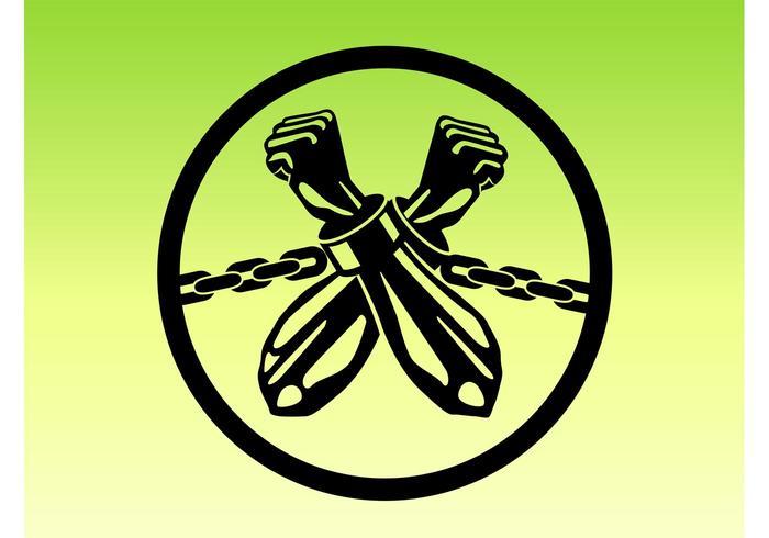Shackled Emblem