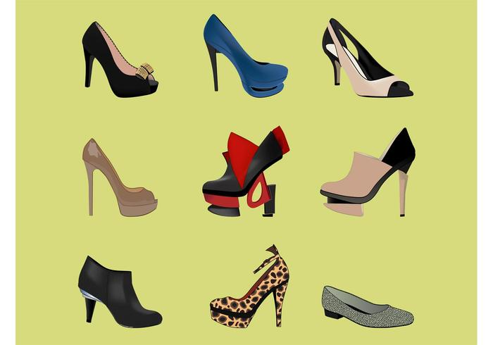 High Heel Fashion