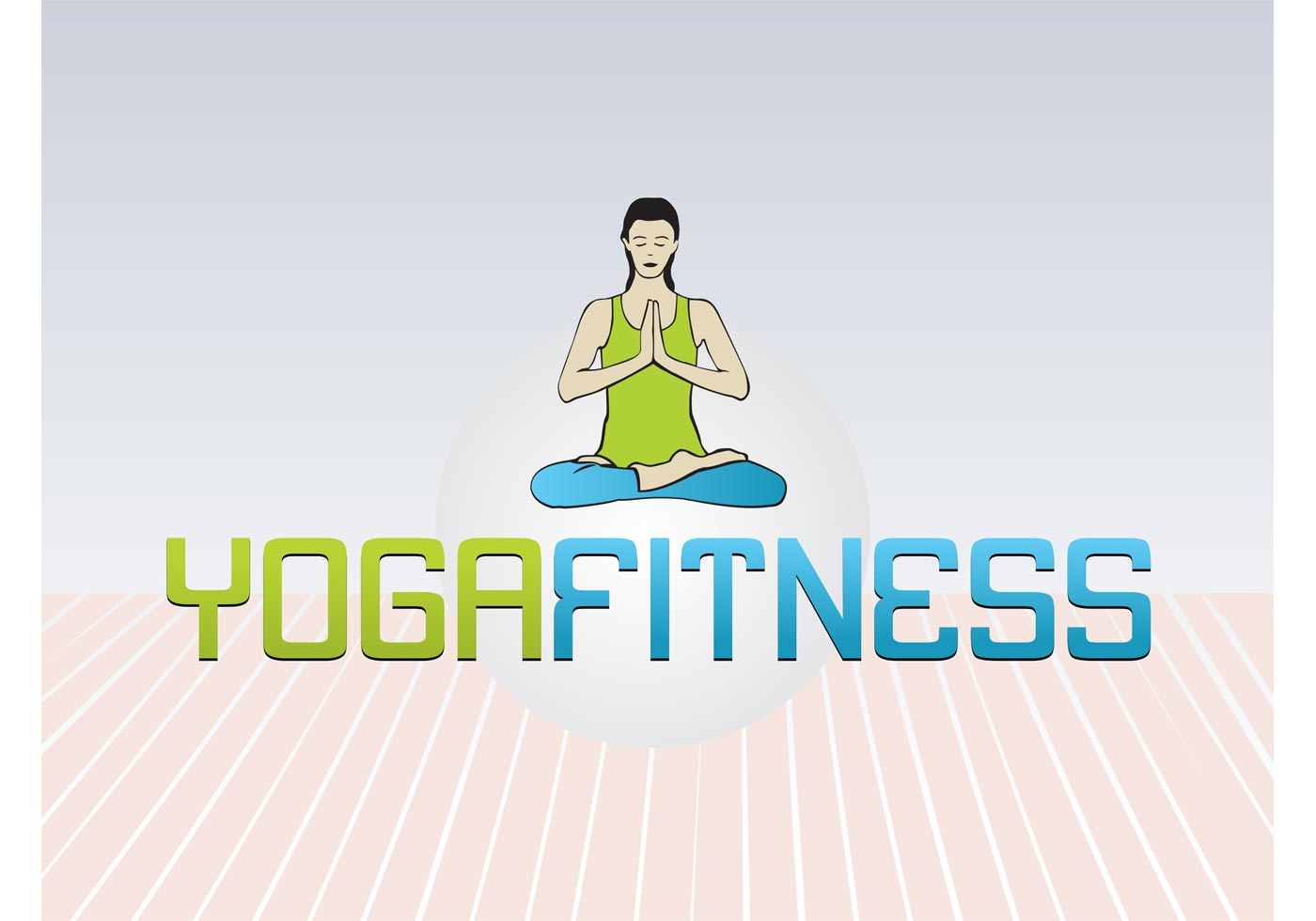 Yoga Logo - Kostenlose Vektor-Kunst, Archiv-Grafiken & Bilder ...