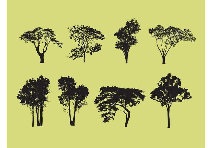 Tree Threshold Vectors