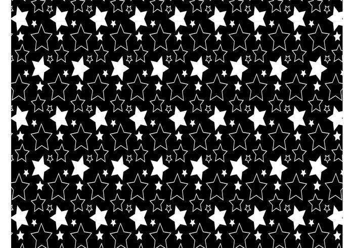 Simple Stars Pattern