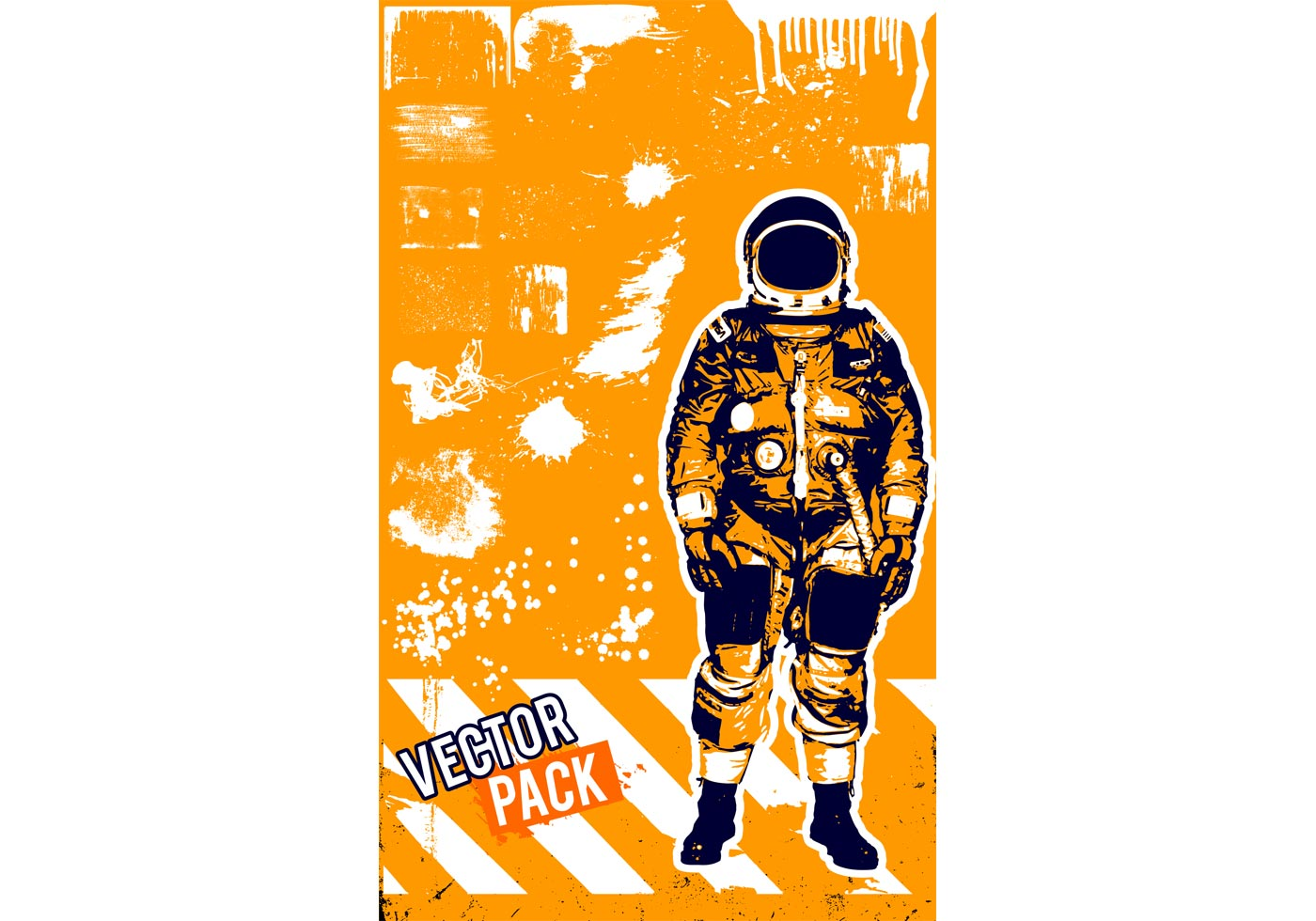 Astronaut Vector - Dow...