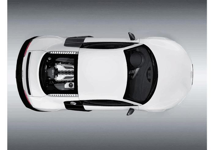 Audi Top View Download Free Vector Art Stock Graphics Images