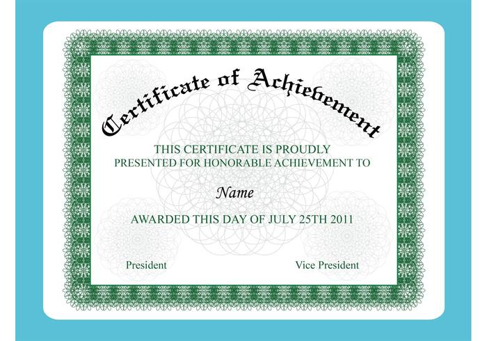 Certificate borders free vector art 3114 free downloads achievement certificate achievement certificate vector certificate template vector certificate template free border design for poem vector yadclub Choice Image