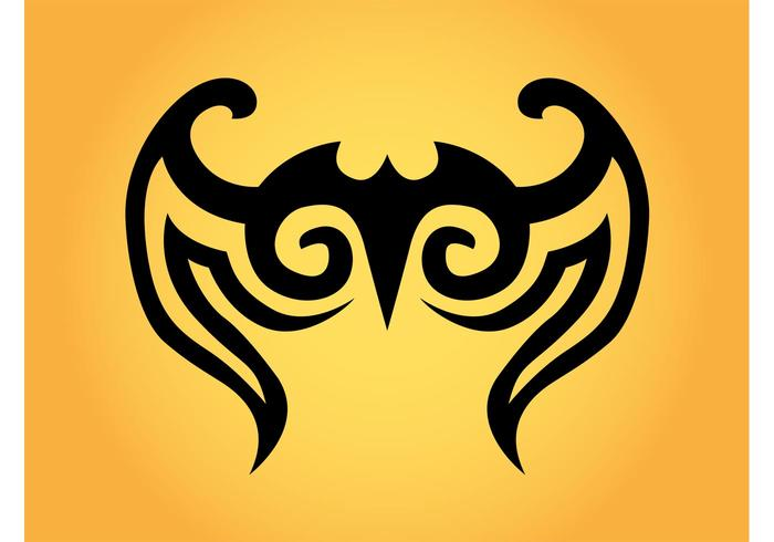 Tribal Wing Graphics