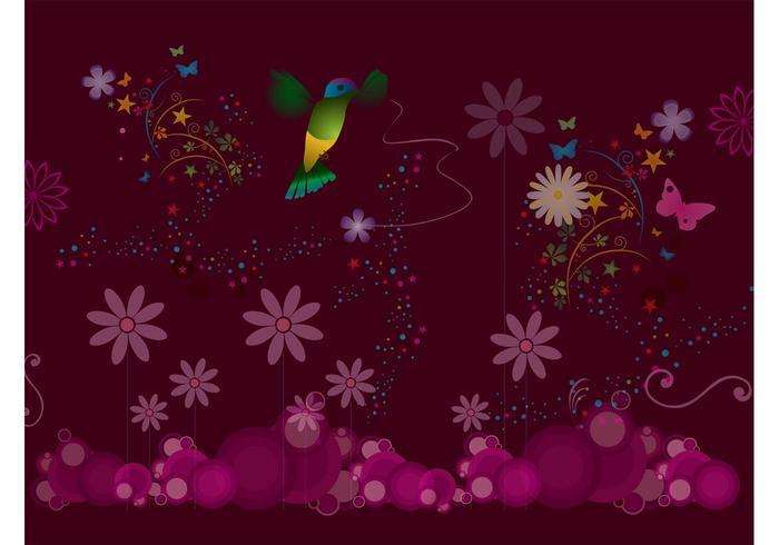 Nature Celebration Background