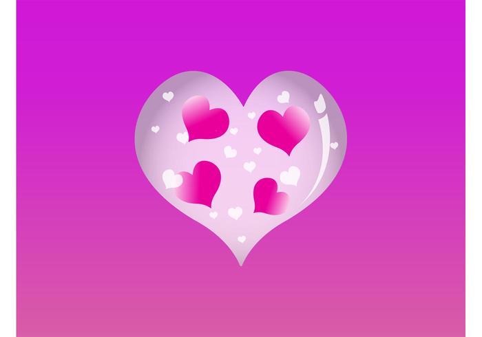 Shiny Vector Heart