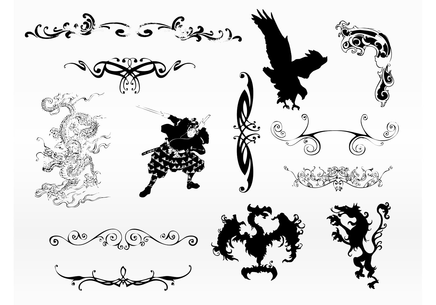 cool tattoo designs download free vector art stock graphics images. Black Bedroom Furniture Sets. Home Design Ideas