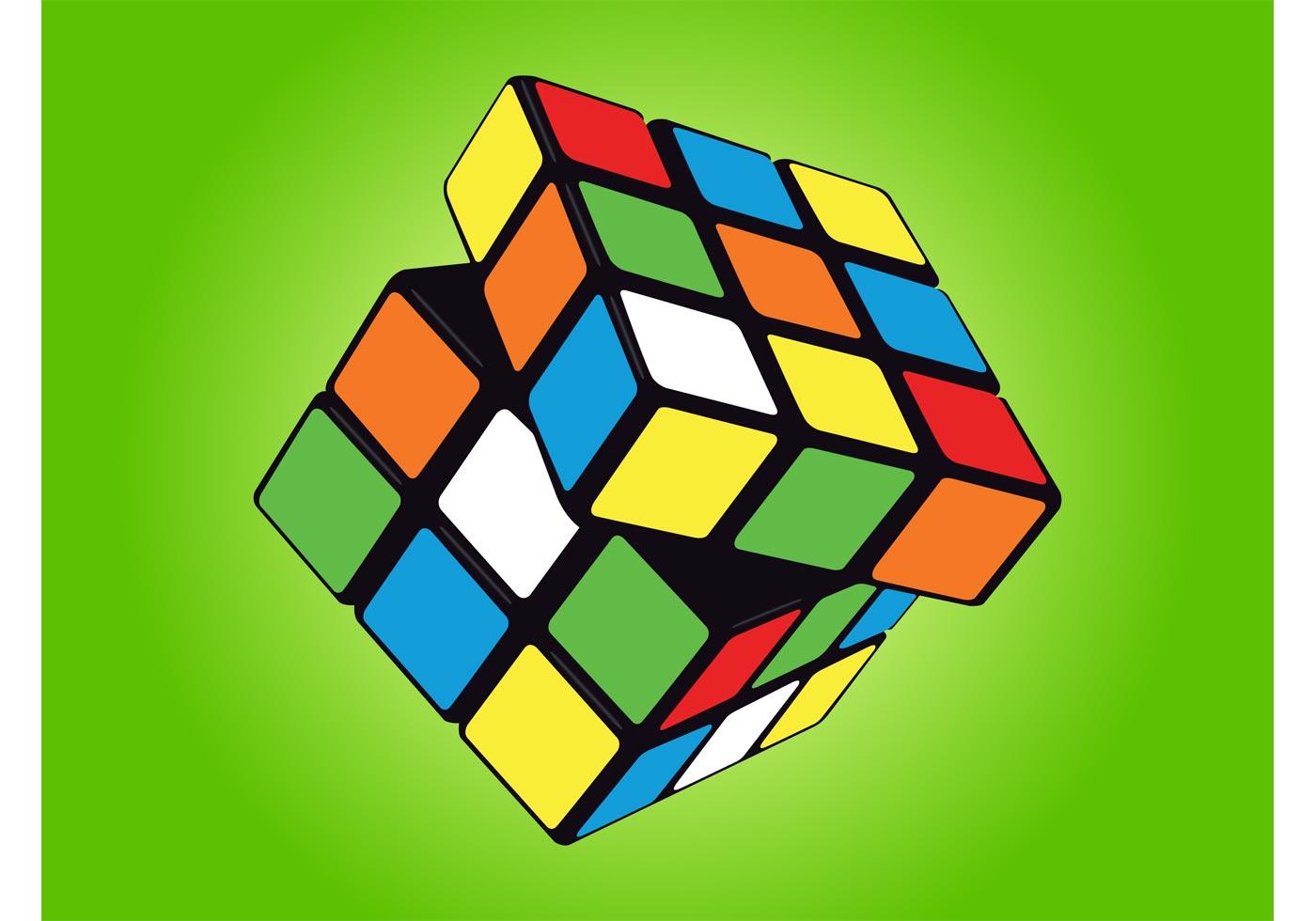 rubik cube vector t l chargez de l 39 art des graphiques et des images vectoriels gratuits. Black Bedroom Furniture Sets. Home Design Ideas