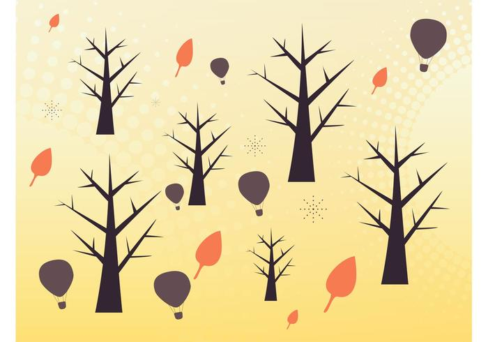 Cute Autumn Vectors