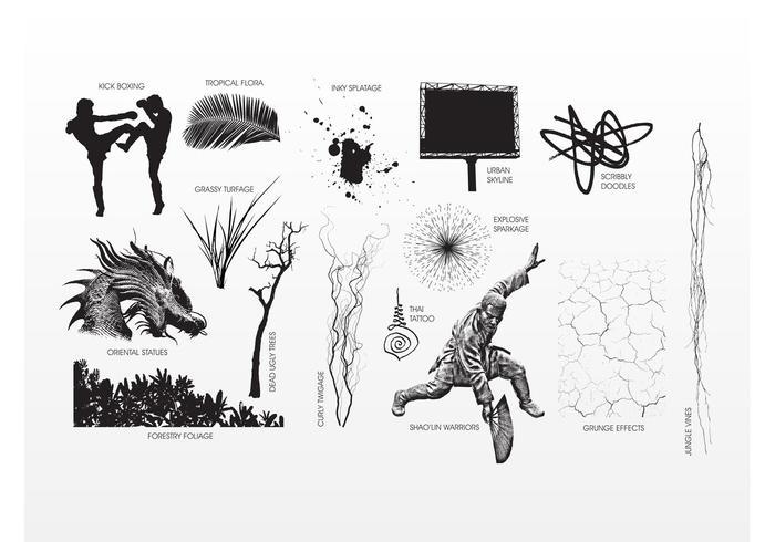 Free Vector Drawings