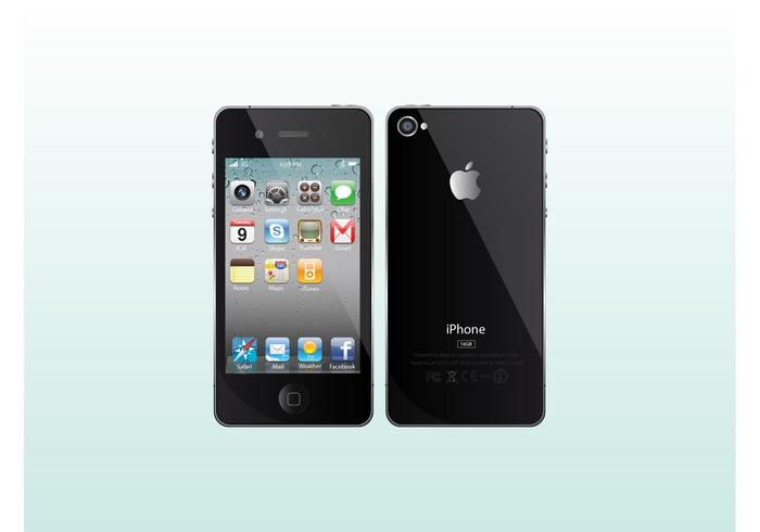 Apple iPhone Vectors