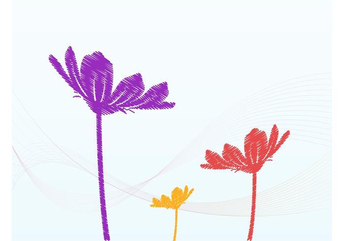 Sketchy Flowers