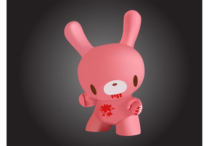 Gloomy Rabbit