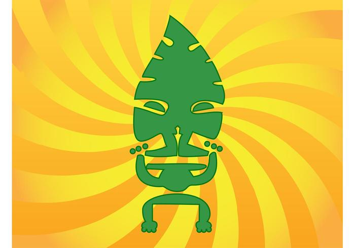 Polynesian Symbol