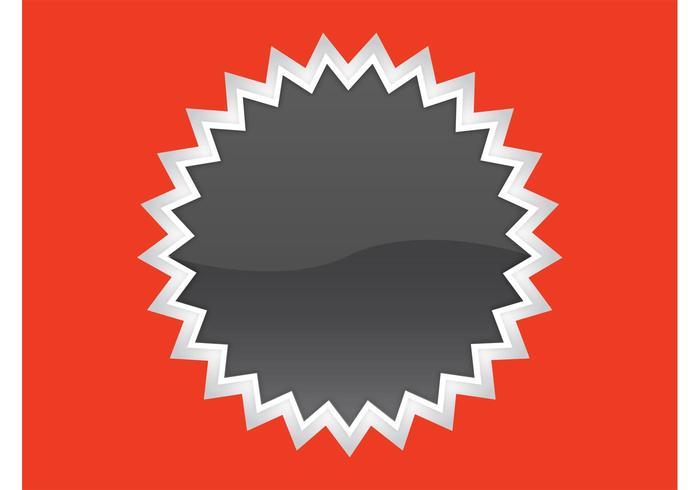starburst sticker download free vector art stock graphics images