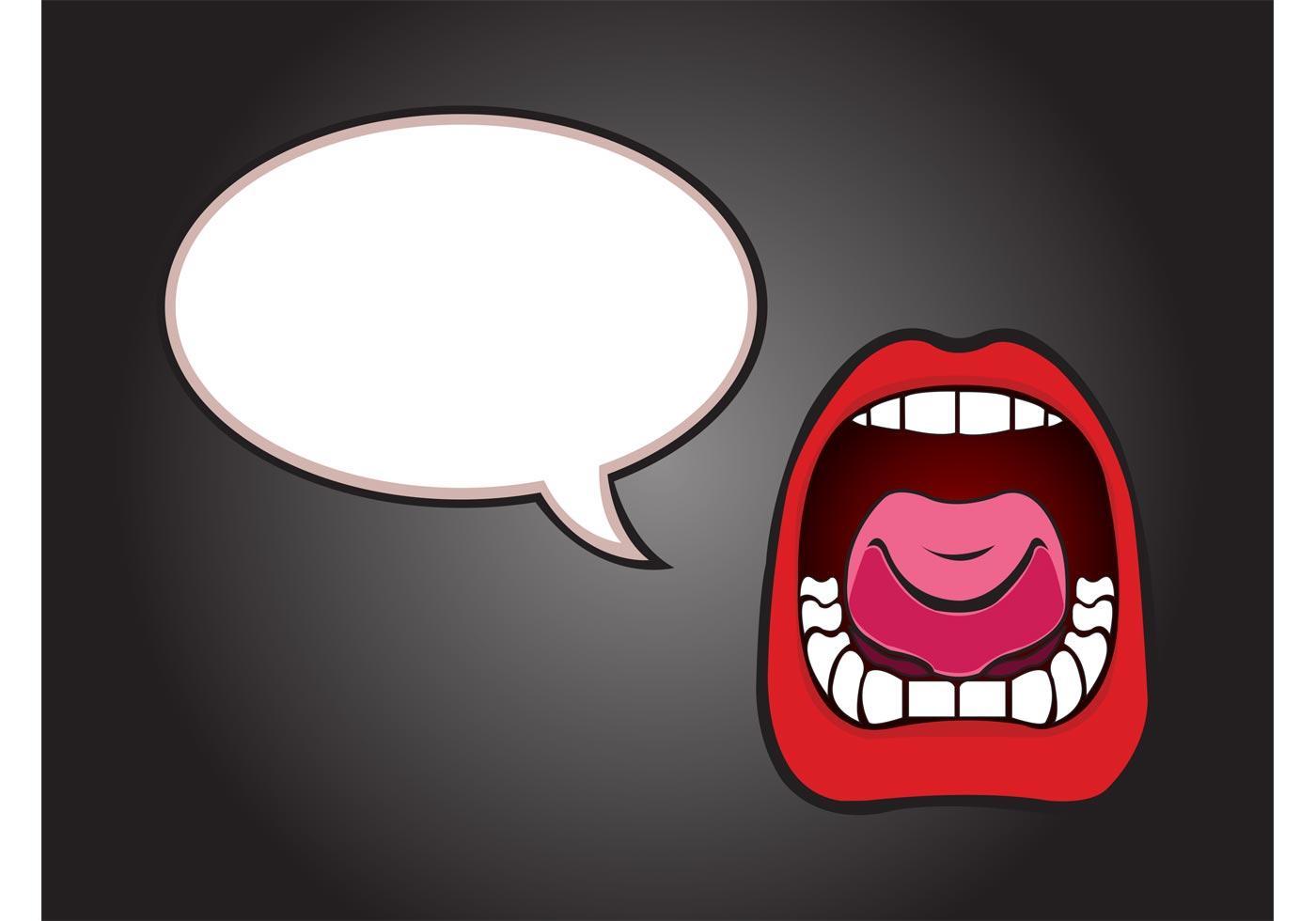 evil cartoon mouth - 1024×765