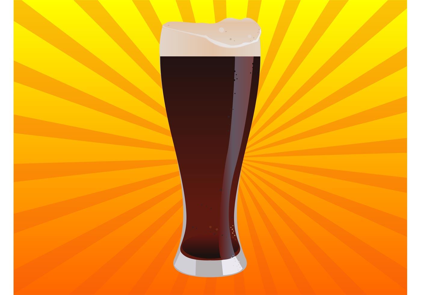 cold beer vector download free vector art stock