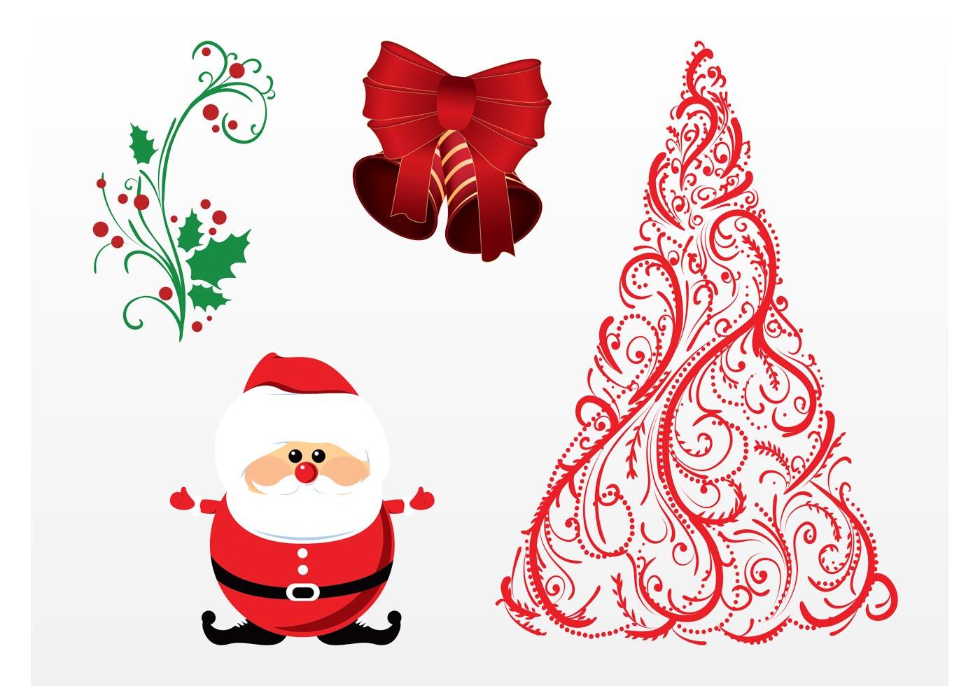 Merry christmas vectors download free vector art stock graphics