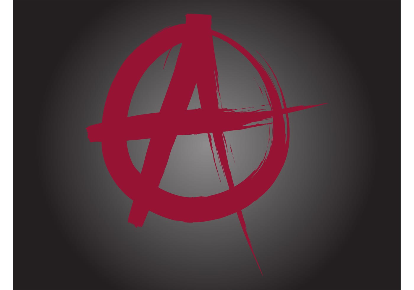 Anarchy Symbol Free Vector Art 29662 Free Downloads