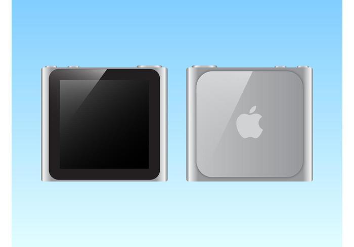 iPod nano argent