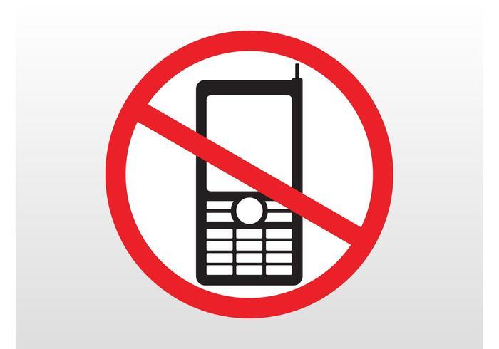 Signé sans téléphones