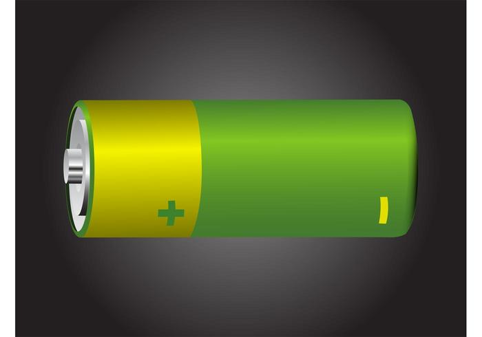 Vecteur batterie