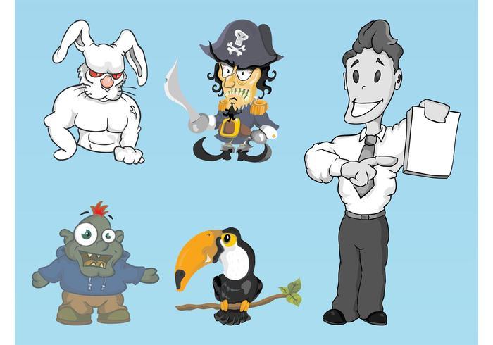 Strange Characters