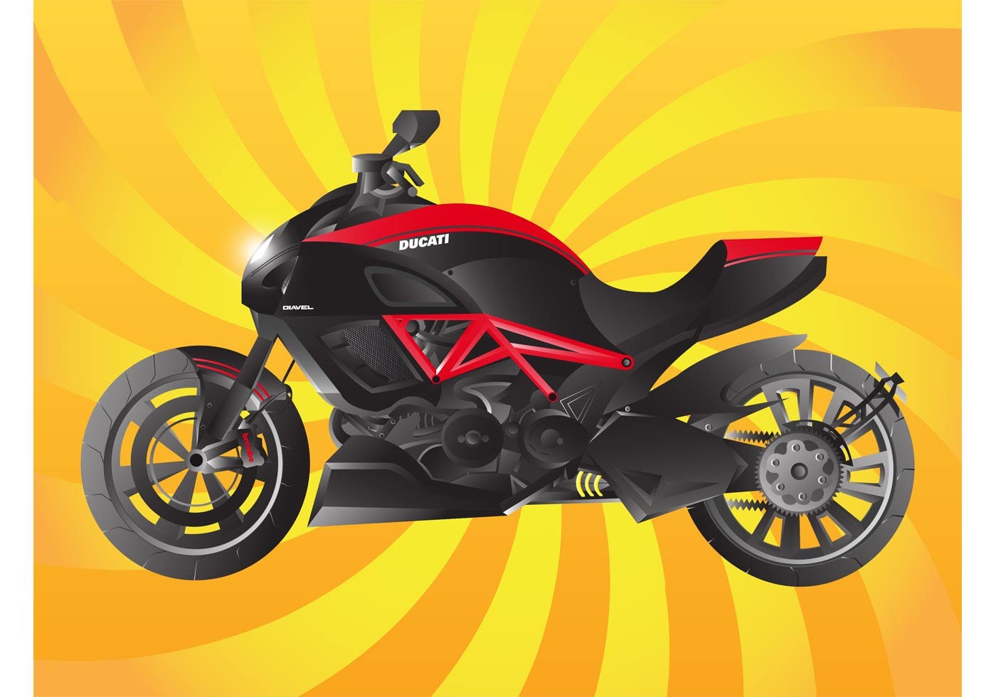 vector free download motorcycle - photo #32