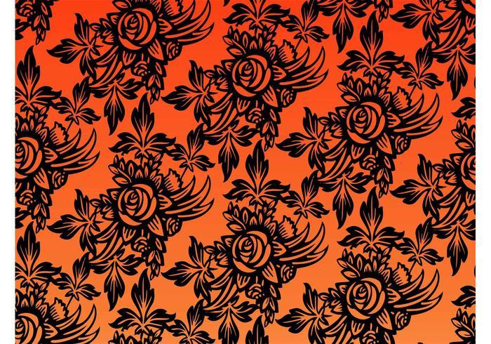 Classy Rose Pattern