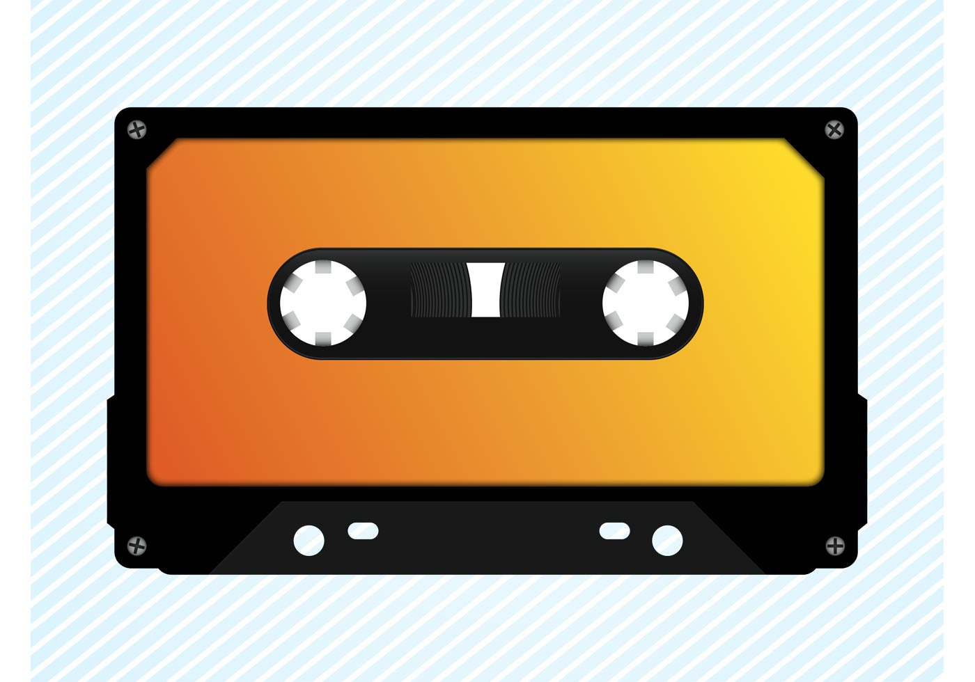 Cassette Download Free Vector Art Stock Graphics Amp Images