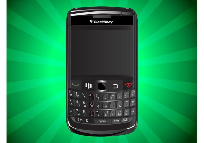 Blackberry Vector
