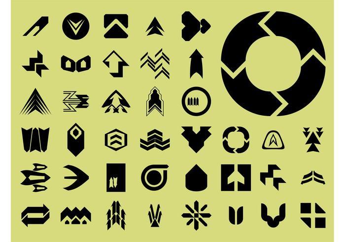 Logos minimaux